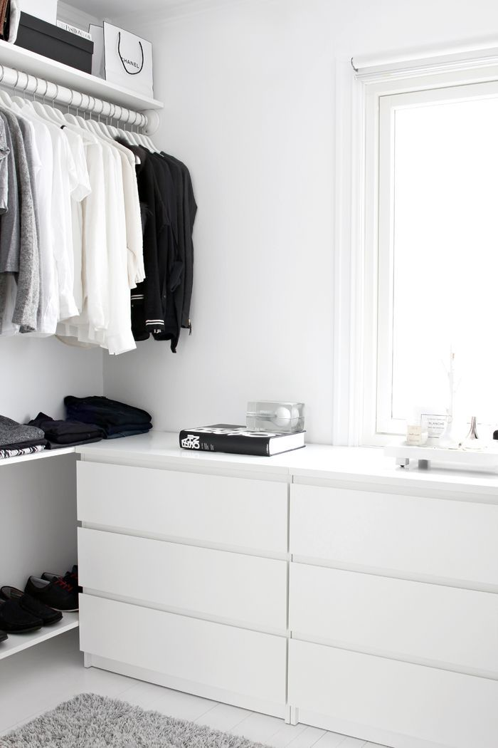 Design Stuff — Walk-in-closet on a low budget (S…