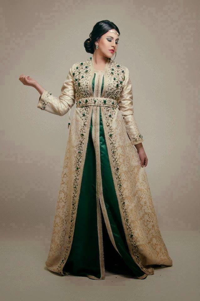caftan marocain 2016 10 robes de de luxe vendre. Black Bedroom Furniture Sets. Home Design Ideas