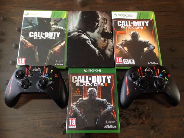 My cod collection