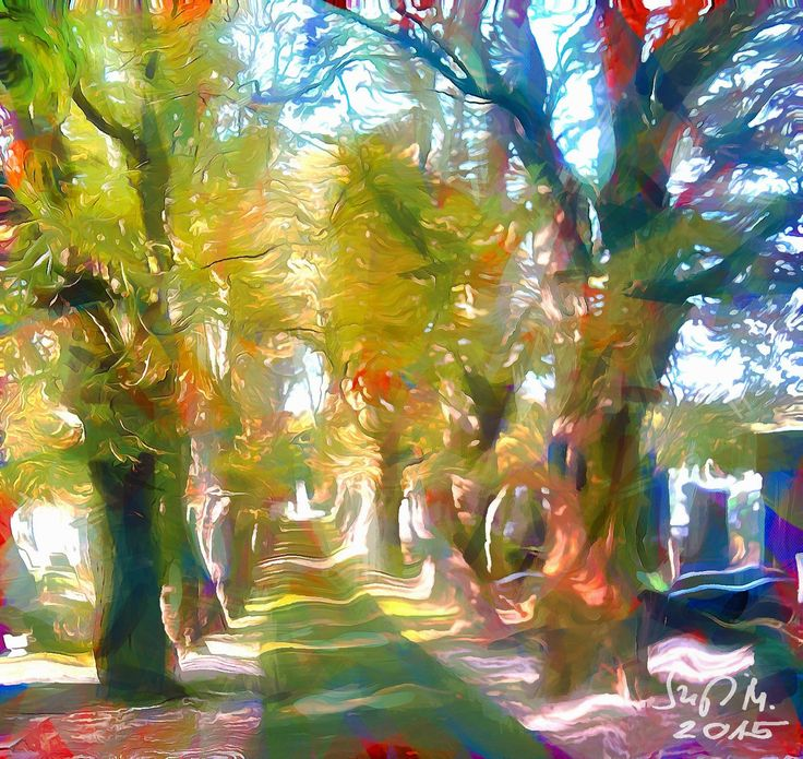 Check out Cemetery walkways by Miklós Szigeti at eagalart.com