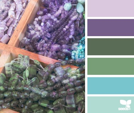 Beaded Hues - http://design-seeds.com/index.php/home/entry/beaded-hues4