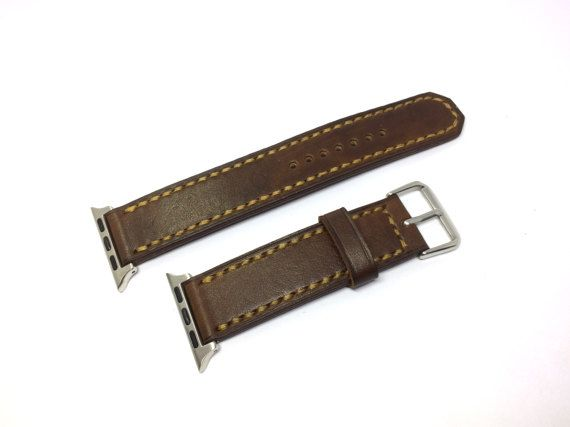 Apple Watch Band | Leather Apple Watch | iWatch Band