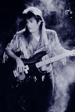 Trevor Bolder (June 9, 1950 - May 21, 2013) British guitarist, songwriter and producer.