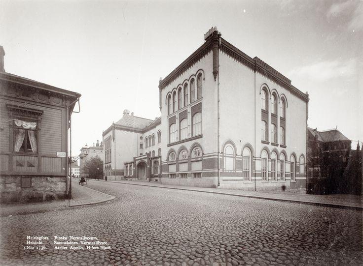 Helsinki ennen