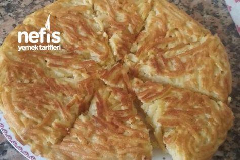 Erişte Böreği Tarifi nasıl yapılır? 2.968 kişinin defterindeki Erişte Böreği Tarifi'nin resimli anlatımı ve deneyenlerin fotoğrafları burada. Yazar: Semra