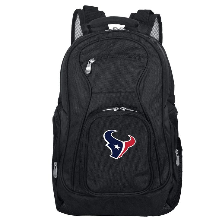 NFL Houston Texans Premium Laptop Backpack