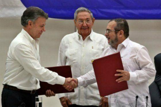 Este es el texto completo de los acuerdos firmados en La Habana.
