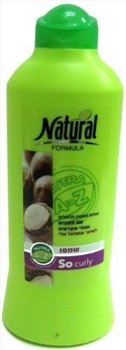 Natural Formula Shampoo Revive Curls Curly Dry Hair (Pack of 2) by Natural Formula. $19.99. Revive Curls Curly Dry Hair. Natural formula products are made in Israel developed by the best dermatologist team from the United States. Pack of 2. Natural formula products are made in Israel developed by the best dermatologist team from the United States. All of the products use the highest level of production integrity and use natural products found in nature. Our products are not...