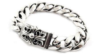ea8eb2cd9f89 Chrome hearts (Chrome Hearts) chrome hearts bracelet men chrome hearts  classic chain