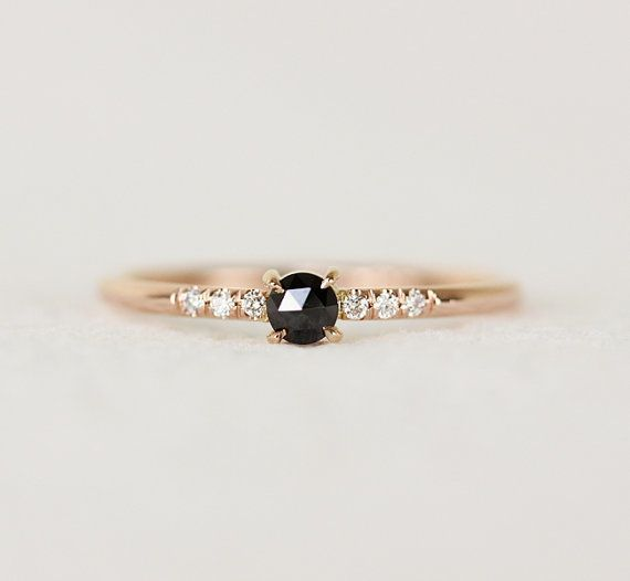 15 Perfectly Delicate Engagement Rings For The Low-Key Bride
