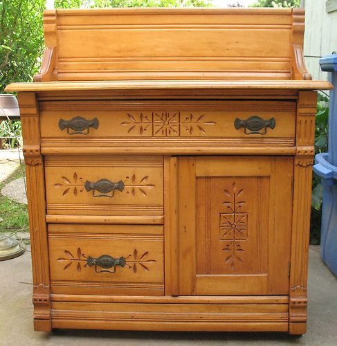 17 Best Images About Victorian Washstands On Pinterest