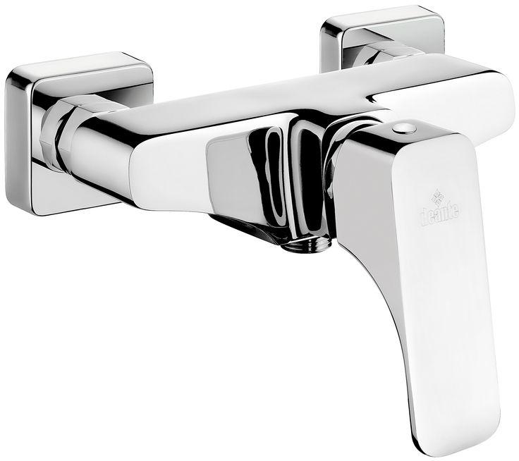 Hiacynt shower mixer, chrome, Deante