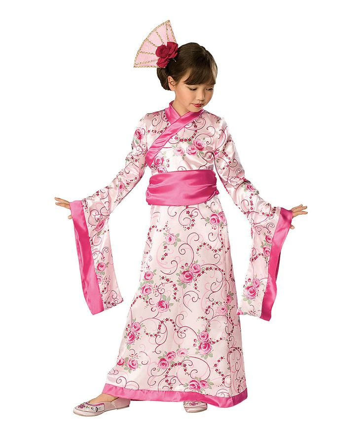 Take a look at this Cherry Blossom Princess Dress-Up Set - Toddler & Girls on zulily today!
