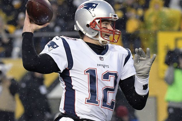 Tom Brady and the Patriots are in a position to have home-field advantage throughout the AFC playoffs.