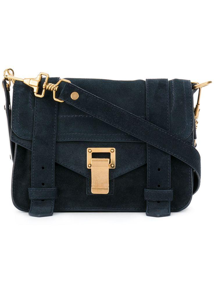 Proenza Schouler foldover crossbody bag