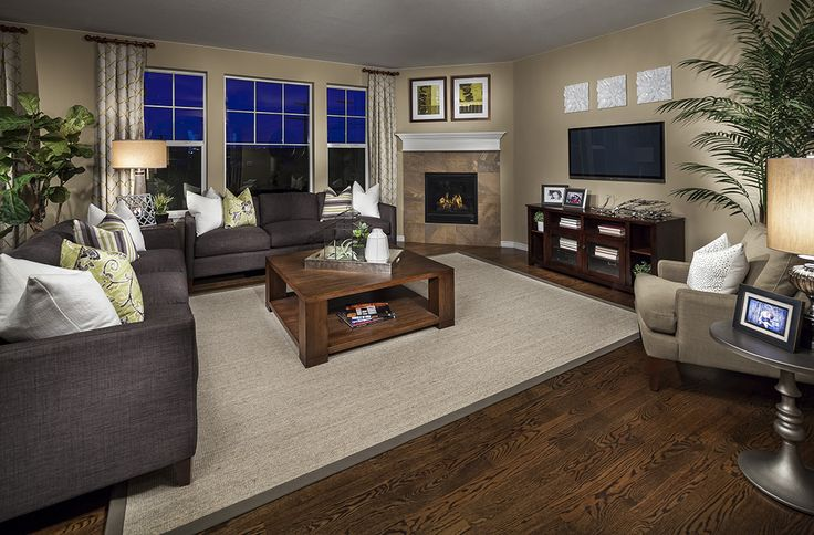 Love this Family Room   Living-Rooms ~ Neutral Colors