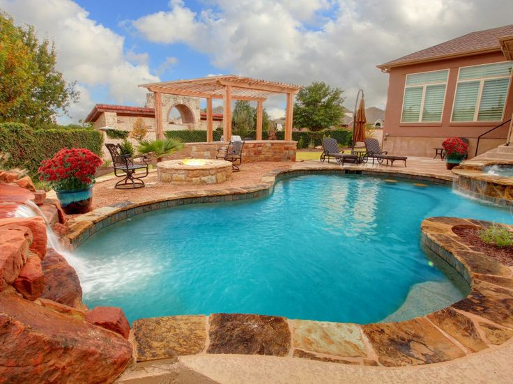 65 Best Our Pools Images On Pinterest Central Texas Infinity Edge Pool And Pool Builders