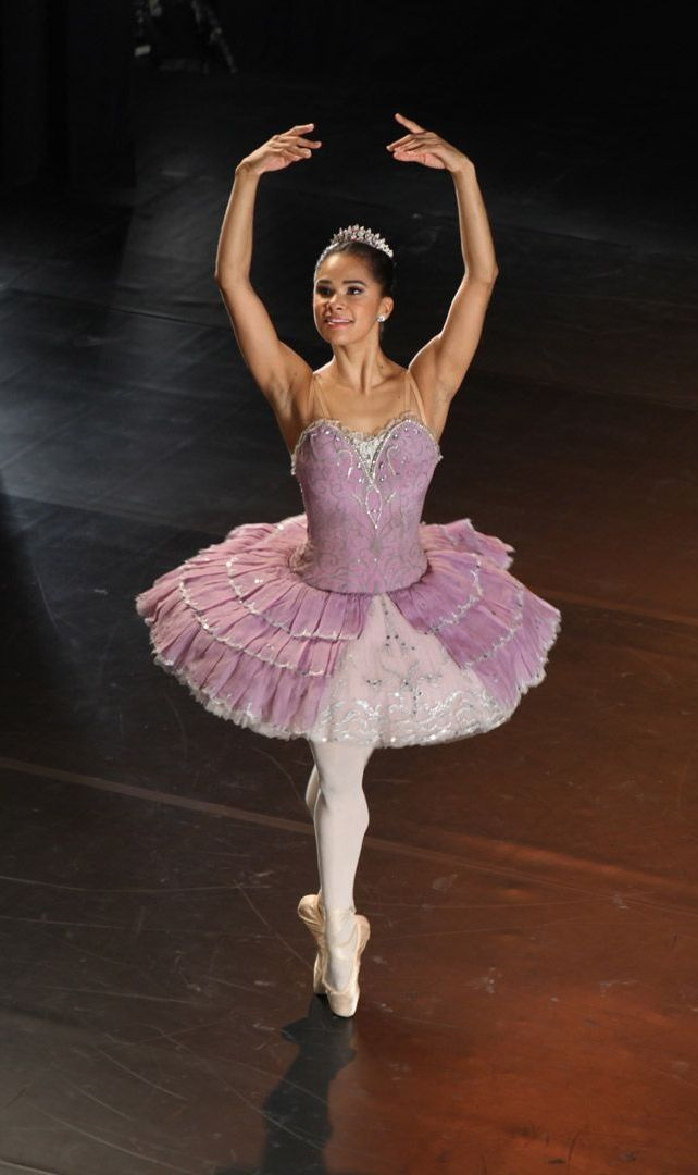Misty Copeland and Nelson George on