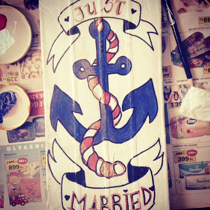 #nautical #justmarried