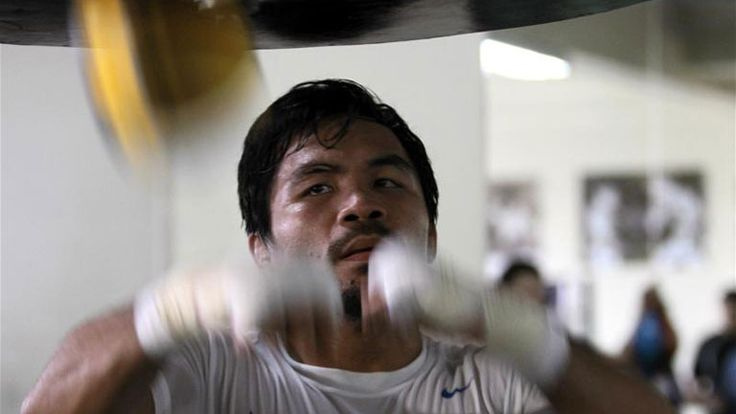 Boxing Science's Danny Wilson on how to get Pacquiao-like speed