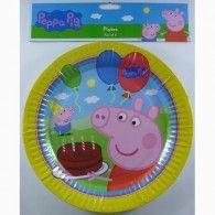 Paper Plates (8pk) $8.50 A010782
