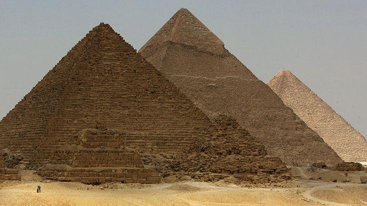 ❝ Científicos descubren que los restos de un faraón egipcio pertenecen a un gigante ❞ ↪ Vía: proZesa