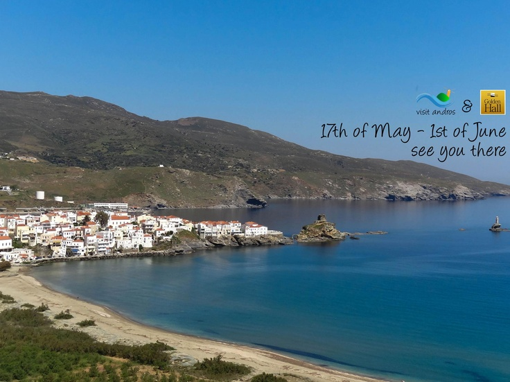 Discover Andros