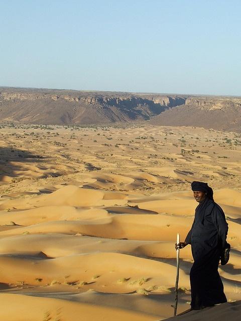Désert Adrar Mauritanie by balaguere_65, via Flickr