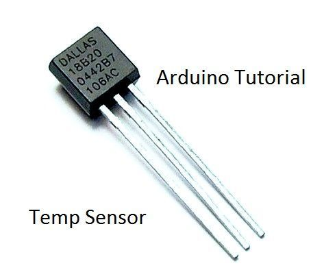 In this tutorial you will learn how to use DS18B20 temp sensor with Arduino. The temperature will be printed on the serial monitor of Codebender or Arduino IDE.Presentation Video:Before we start let's see more information about this sensor.