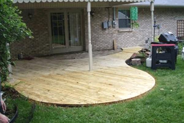 Nice Patio Decks : nice patio deck idea  GardenYard  Pinterest