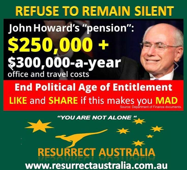 end political  age of entitlements