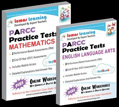 Free CCSS aligned PARCC practice tests and sample questions for Grades 3 to 8. Hundreds of Math and Language Arts Questions
