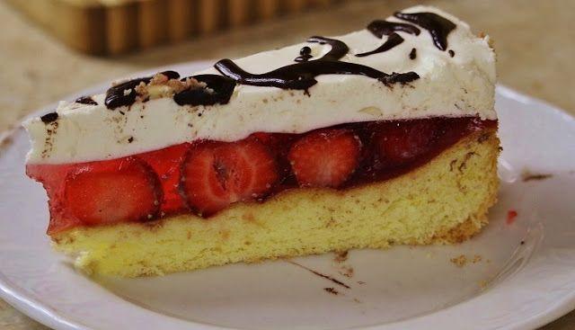 Domogród: ciasta z owocami