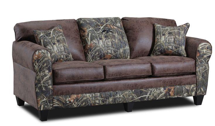 Duck Commander Sofa In Colorado Coffee Amp Real Tree Max 4