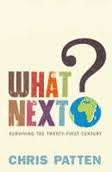 'What Next?' by Chris Patten