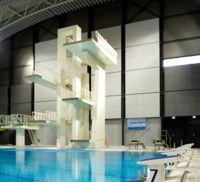 Zwembad voor alle zwemmers. Van waterplezier tot topprestaties
