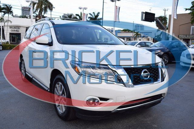 For sale Used 2015 Nissan Pathfinder SV Sport Utility for sale near you in MIAMI, FL. Get more information and car pricing for this vehicle on Autotrader.