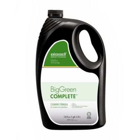 Bissell Big Green Complete Carpet and Upholstery Cleaner, Multicolor