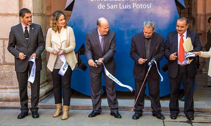 Inauguran Exposición Calaveras Literarias de Filiberto Juárez