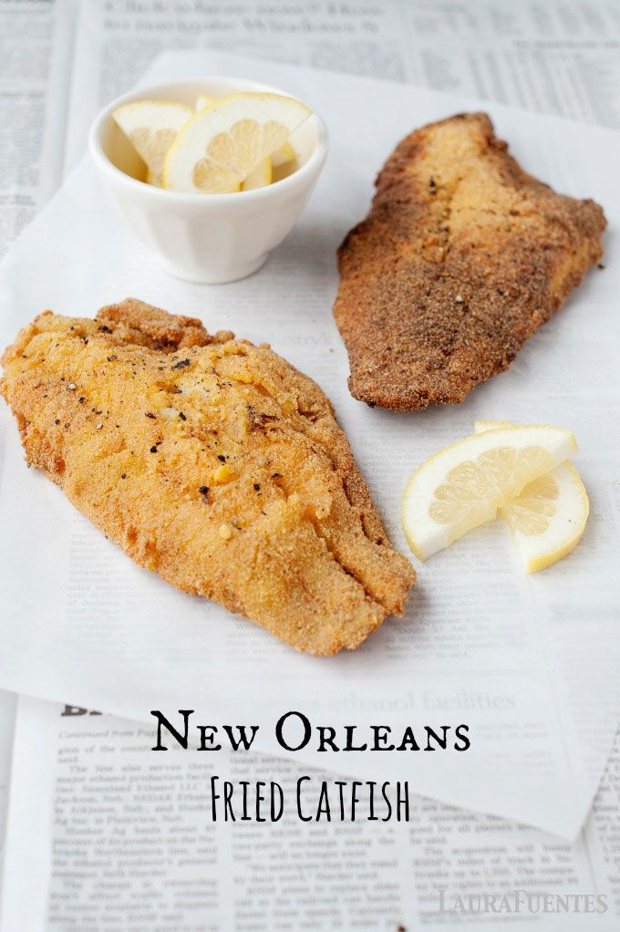 Best 25 fried catfish recipes ideas on pinterest for Authentic new orleans cuisine