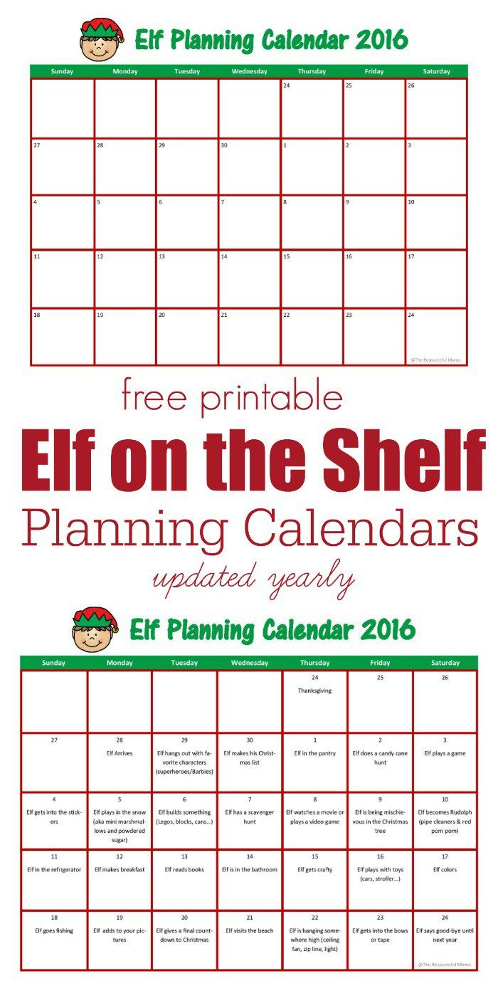 Yearly Calendar Ideas : Best images about elf on the shelf ideas from a