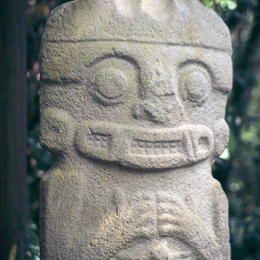 ©Sacred Sites / Martin Gray / Martin Gray -Colombia - Department of Huila: Municipalities of San Augustin and San José de Isnos - San Agustín Archaeological Park