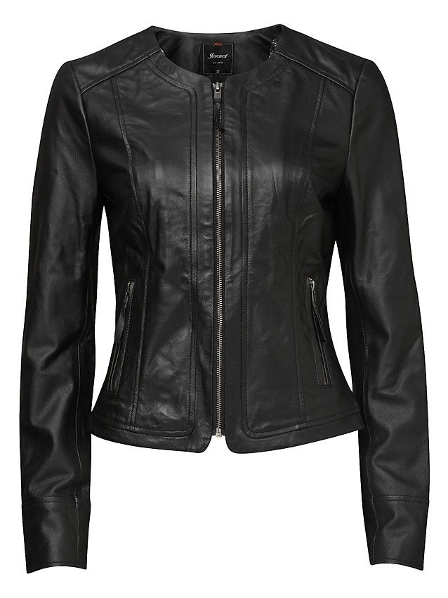 'Piper' Leather Jacket -