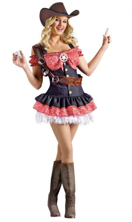 Women's Sheriff Costume - Adult Costumes