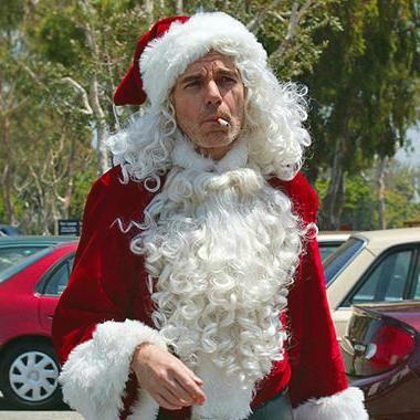 Hot: Billy Bob Thornton returning for Bad Santa 2