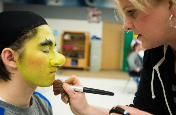 "A cast of 80 students from Essexville-Hampton Schools presents ""Shrek The Musical"" at 7:30 p.m. March 19-21, and 2 p.m. March 22 in Pat Ankney Auditorium at Garber High School, 213 Pine St. in Essexville."