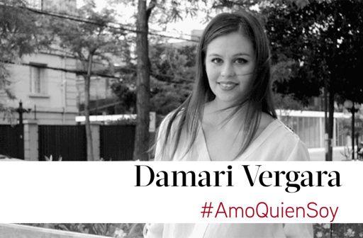 #AmoQuienSoy Damari Vergara en Revista La Poffina style blogger chilena