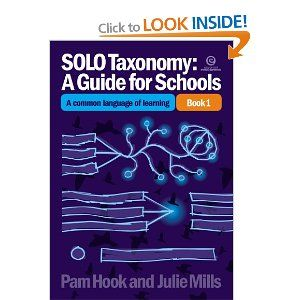 SOLO Taxonomy: A Guide for Schools Bk 1: Amazon.co.uk: Pam Hook Julie Mills: Books