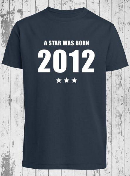 T-Shirt *A STAR WAS BORN* von KLEINE KERLE auf DaWanda.com