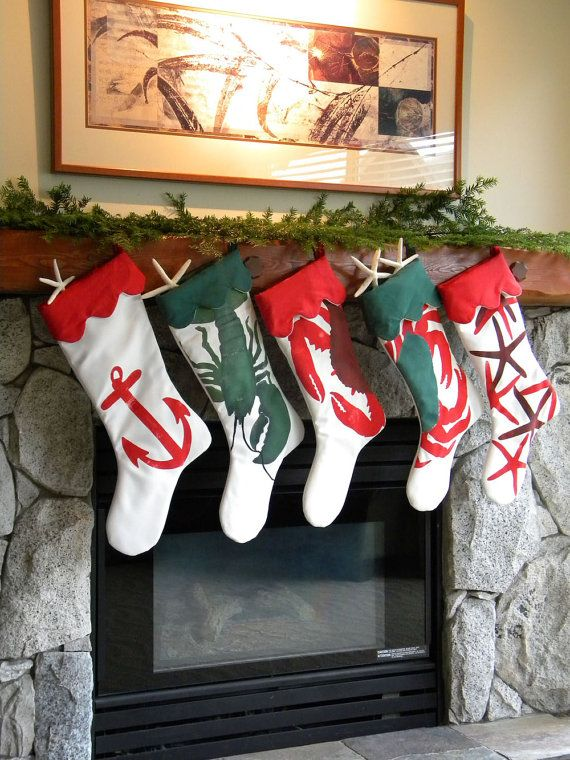 Christmas Stocking Design Ideas christmas stockings decorating ideas from pom poms to stripes colorful christmas stockings are a great addition to any Coastal Christmas Stockings